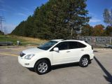 Photo of White 2008 Lexus RX 350