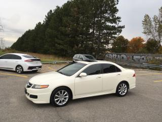 Used 2006 Acura TSX ASPEC for sale in Scarborough, ON