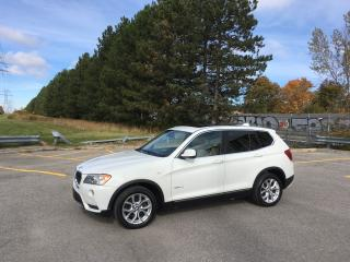 Used 2013 BMW X3 28i for sale in Scarborough, ON