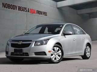 Used 2013 Chevrolet Cruze LT Turbo*New Brakes*Winter Tires*Clean* for sale in Mississauga, ON