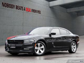 Used 2015 Dodge Charger SXT*New Brakes*Rem Start*Heated Seats*Amp* for sale in Mississauga, ON