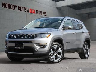 Used 2019 Jeep Compass Leased For Raffle for sale in Mississauga, ON