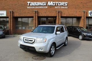 2009 Honda Pilot EX-L I LEATHER I SUNROOF I REAR CAM I HEATED SEATS I