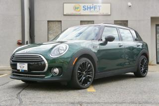 Used 2016 MINI Cooper Clubman 4 DOOR FULLY LOADED PKG, NAV, POWER SEATS, H/K SOUND for sale in Burlington, ON