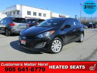Used 2014 Hyundai Elantra GT GL  5DR HB MAN GL PWR-GRP HS BT for sale in St. Catharines, ON