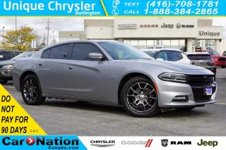 Used 2018 Dodge Charger GT AWD| SUPER TRACK PAK| NAV| SUNROOF| ALPINE for sale in Burlington, ON