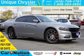 Used 2018 Dodge Charger GT AWD| SUPER TRACK PAK| NAV| SUNROOF| ALPINE for sale in Burlington, ON