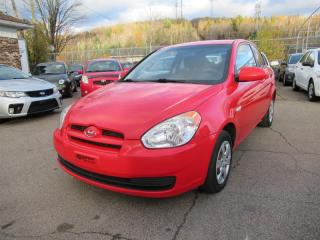 Used 2008 Hyundai Accent Hatchback L for sale in Québec, QC