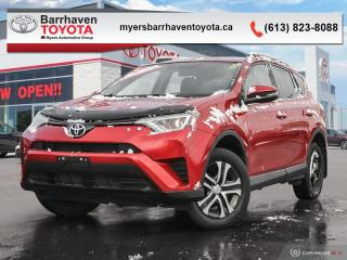 Used 2016 Toyota RAV4 LE  - Bluetooth - $139 B/W for sale in Ottawa, ON
