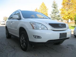 Used 2008 Lexus RX 350 for sale in Newmarket, ON