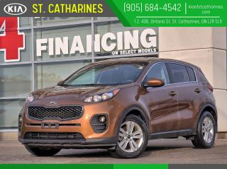 Used 2017 Kia Sportage LX for sale in St Catharines, ON