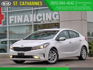 Used 2017 Kia Forte EX | Climate Control | GDI | Android Auto for sale in St Catharines, ON