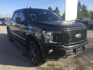 Used 2018 Ford F-150 XLT Sport | 4X4 | Navigation for sale in Harriston, ON