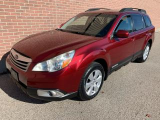 Used 2011 Subaru Outback 2.5i Limited Pwr Moon for sale in Ajax, ON