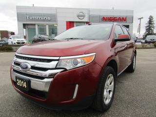 Used 2014 Ford Edge SEL for sale in Timmins, ON