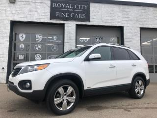 Used 2013 Kia Sorento EX AWD V6 Leather Heated Seats No Accidents for sale in Guelph, ON