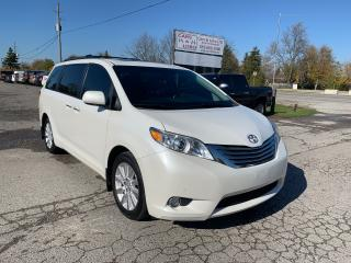 Used 2012 Toyota Sienna XLE for sale in Komoka, ON