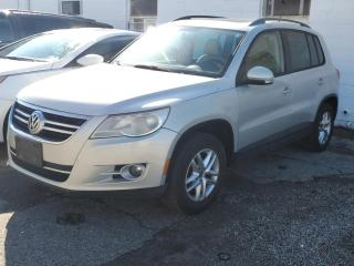 Used 2009 Volkswagen Tiguan 4dr Auto Comfortline 4Motion for sale in Kitchener, ON