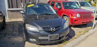Used 2007 Mazda MAZDA3 for sale in Hamilton, ON