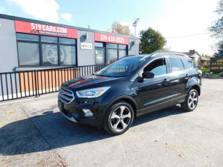 Used 2017 Ford Escape SE|NAVIGATION|LEATHER|BACKUP CAMERA| for sale in St. Thomas, ON