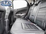 2018 Ford EcoSport TITANIUM, LEATHER SEATS, NAVIGATION, SUNROOF, 4WD