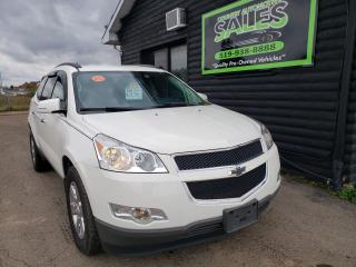 Used 2012 Chevrolet Traverse 1LT for sale in Dundalk, ON