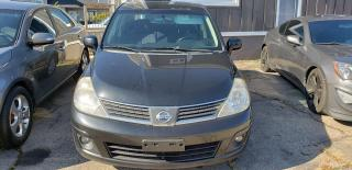 Used 2007 Nissan Versa for sale in Hamilton, ON
