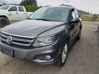 Used 2013 Volkswagen Tiguan Trendline for sale in Dundalk, ON