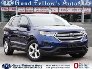 Used 2016 Ford Edge SE MODEL, 2.0 LITER ECOBOOST, REARVIEW CAMERA for sale in Toronto, ON
