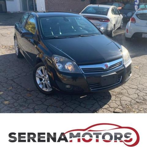 2009 Saturn Astra XR | MANUAL | LEATHER | ONE OWNER | NO ACCIDENTS