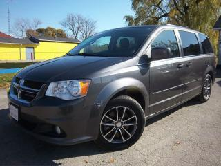 Used 2016 Dodge Grand Caravan SXT Premium Plus for sale in Oshawa, ON