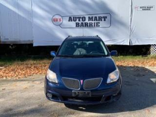 Used 2007 Pontiac Vibe Base for sale in Barrie, ON