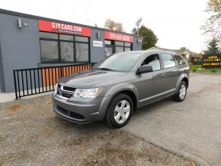 Used 2013 Dodge Journey CVP|PUSH BUTTON STAR|ALLOY WHEELS for sale in St. Thomas, ON