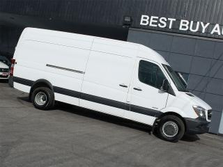 Used 2016 Mercedes-Benz Sprinter V6|3500|170WB|REAR CAMERA for sale in Toronto, ON