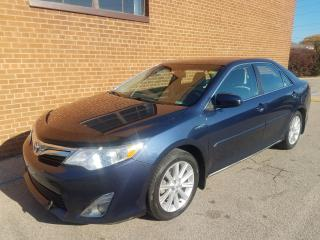 Used 2014 Toyota Camry Hybrid-XLE-NAVI-BACKUP CAM for sale in Oakville, ON