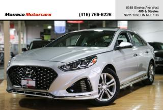 Used 2019 Hyundai Sonata 2.4L Essential Sport - BLINDSPOT|BACKUP|SUNROOF for sale in North York, ON