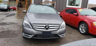 Used 2014 Mercedes-Benz B-Class for sale in Hamilton, ON