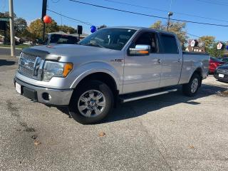 Used 2010 Ford F-150 Lariat for sale in Windsor, ON