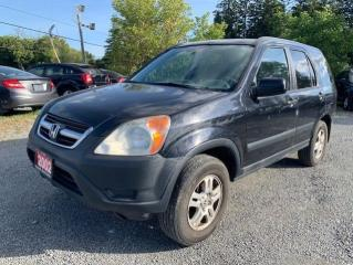 Used 2002 Honda CR-V EX for sale in Stouffville, ON