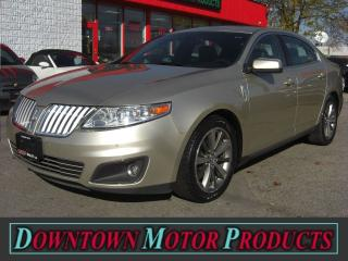 Used 2010 Lincoln MKS AWD for sale in London, ON