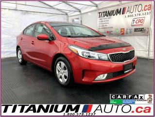 Used 2017 Kia Forte LX+  Camera+Apple Play+Android Auto+Heated Seats+ for sale in London, ON