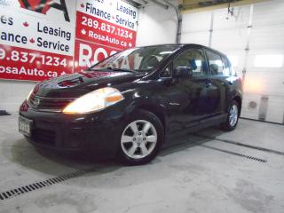 Used 2012 Nissan Versa 1.8 SL ALLOY PW PL PM GAS SAVER for sale in Oakville, ON