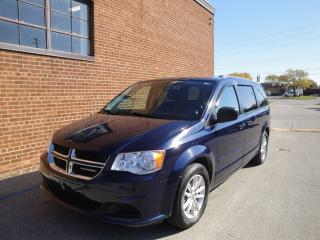 Used 2015 Dodge Grand Caravan SXT, DVD, STOW & GO, CAMERA, BLUETOOTH for sale in Oakville, ON