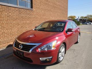 Used 2013 Nissan Altima NAVI/CAMERA/BLUETOOTH/SAFETY /WARRANTY for sale in Oakville, ON