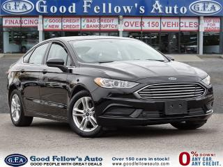 Used 2018 Ford Fusion SE MODEL, 2.5 LITER, REARVIEW CAMERA, HEATED SEATS for sale in Toronto, ON