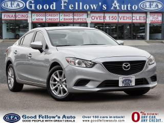 Used 2017 Mazda MAZDA6 GX MODEL, REARVIEW CAMERA, HEATED SEATS for sale in Toronto, ON