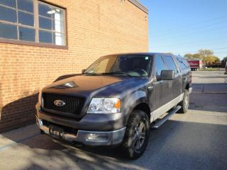 Used 2005 Ford F-150 XLT for sale in Oakville, ON