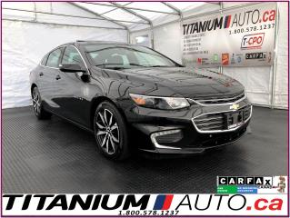 Used 2018 Chevrolet Malibu LT-2+GPS+Safety PKG.+Pano Roof+Leather+Camera+XM+ for sale in London, ON
