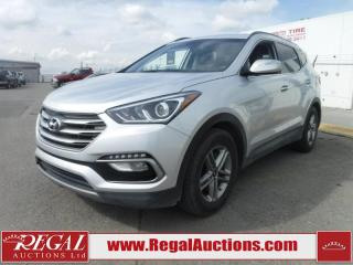 Used 2018 Hyundai Santa Fe Sport Premium 4D Util 2.4L AT AWD for sale in Calgary, AB