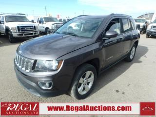 Used 2015 Jeep Compass High Altitude 4D Utility 4WD 2.4L for sale in Calgary, AB